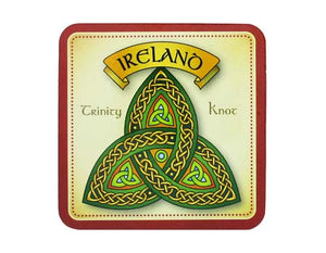 Irish Trinity Knot Coaster