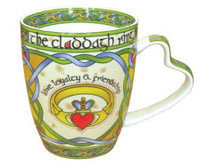 Claddagh Mug- Bone China