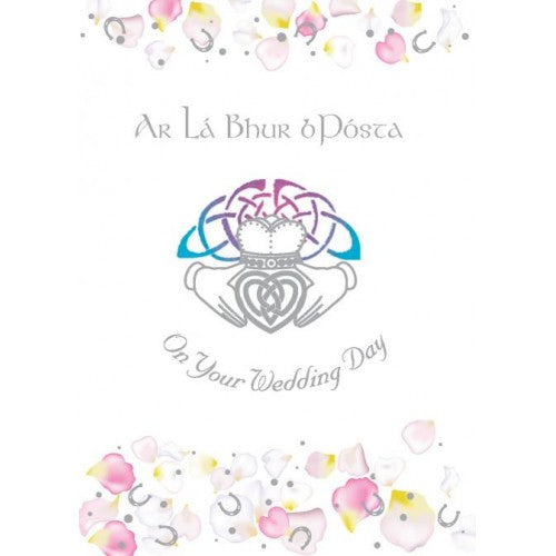 Irish Wedding Cards