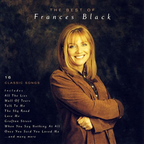 CD - Frances Black The Best Of