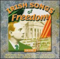 CD - Irish Songs of Freedom Vol 2