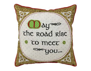Irish Blessing 10 inch Pillow.