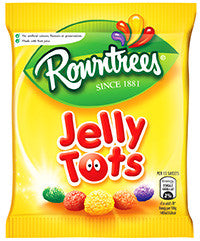 Rowntree Jelly Tots 42g