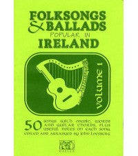 Folksongs & ballads Book Vol1.
