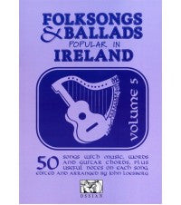 Folksongs & ballads Book Vol5.