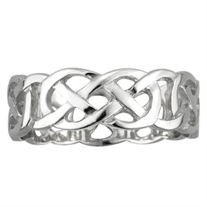 Celtic  Band  Sterling Silver
