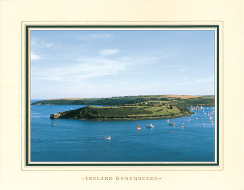 Ireland Remembered Photo Collection Kinsale Harbour