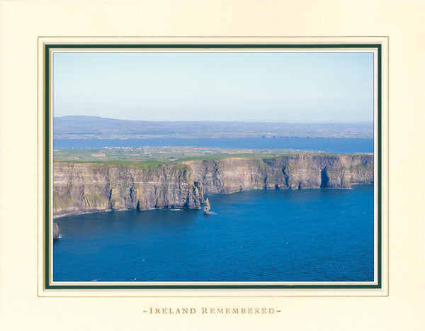 Ireland Remembered Photo Collection Cliffs of Moher Co Clare