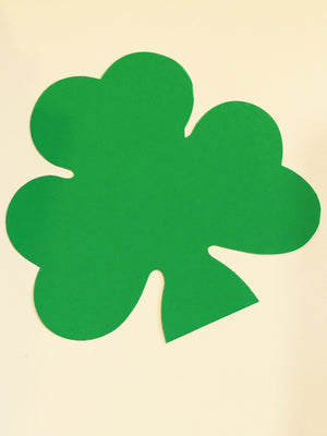 Shamrock Cut-Outs Large