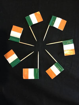 Flag - Toothpick Irish Flag