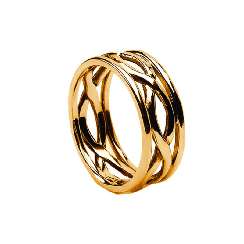 Celtic Wedding Infinity Band