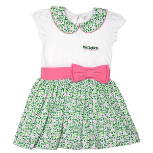 Girls Shamrock Classic Irish Dress