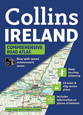 Collins Handy Road Atlas of Ireland