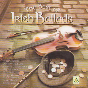 CD - The Best of Irish Ballads