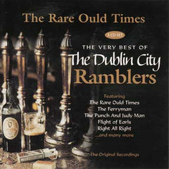 CD - Dublin City Ramblers The Very Best 3 CD Collection