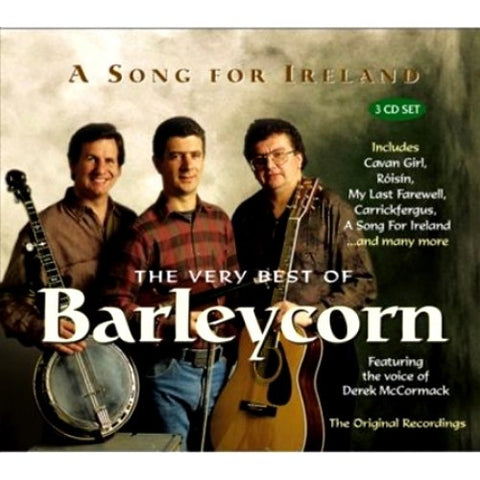 CD - Barleycorn The Very Best Of 3 CD Collection
