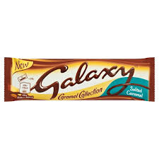 Galaxy Caramel Collection.