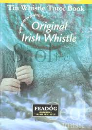 Tin Whistle & Book Pack by Feadog