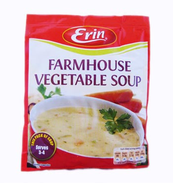 Erin Farmhouse Vegetable Soup 75g