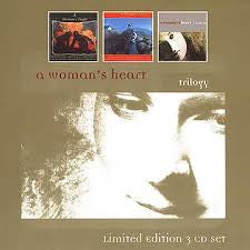 CD - A Womans Heart Trilogy Limited Edition 3 CD Collection