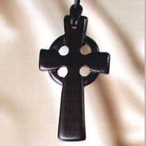 Celtic Cross Pendant 7cm