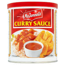McDonnells Curry Sauce 250gm
