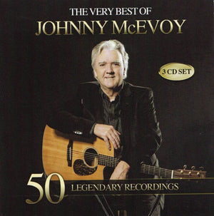 The Very Best of Johnny McEvoy 3 CD Set