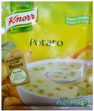 Knorr Irish Potato Soup 78g