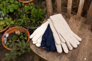 Gloves Adult 100% Merino Wool