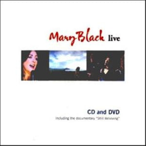 DVD & CD - Mary Black Live