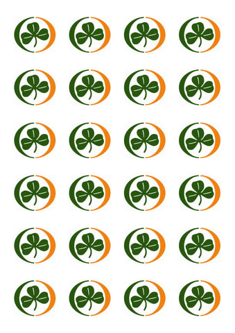 Stickers - Shamrocks
