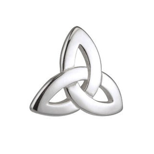 Celtic Knot Sterling Silver Tie Tack