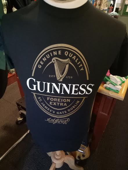 T Shirt Adult Guinness