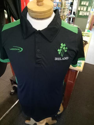 Lansdowne Rugby Performance Polo