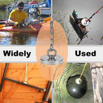 Magnetic Salvage Ring Deep Sea Fishing Magnet