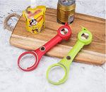 6-in-1 Multifunctional Bottle Opener