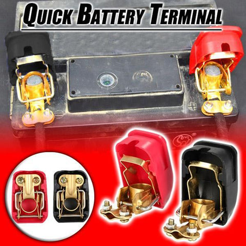 QUICK BATTERY TERMINAL