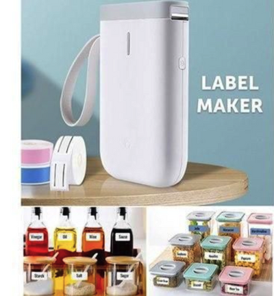 BLUETOOTH LABEL PRINTER