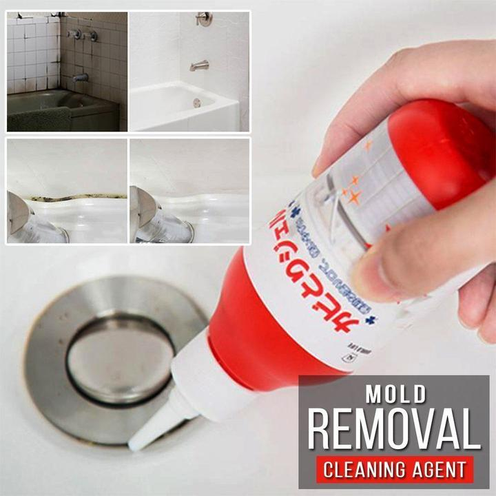 Kitchen and Bathroom Mold Remover Gel - Japanese Formula