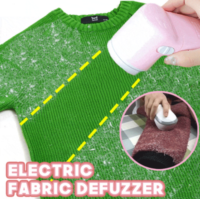 Electric Fabric Defuzzer