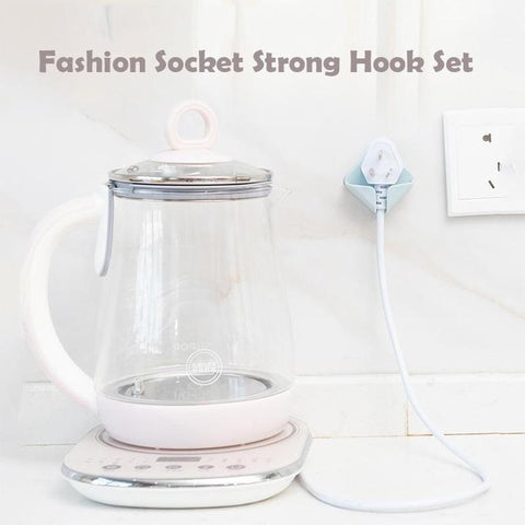 Fashion Socket Strong Hook Set (4PCS°