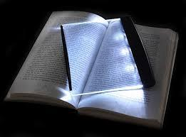Book Reading led light