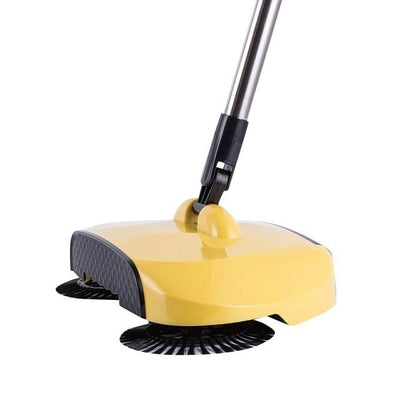 LAST DAY - 71% OFF, HIGH-TECH SWEEPING DEVICE, NO ELECTRICITY NEEDED (ALL IN ONE FLOOR-CLEANER)