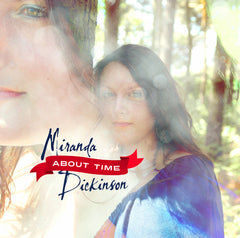 About Time by Miranda Dickinson