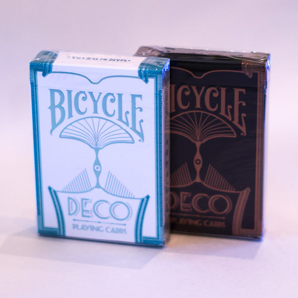 Bicycle® Deco Playing Cards Set