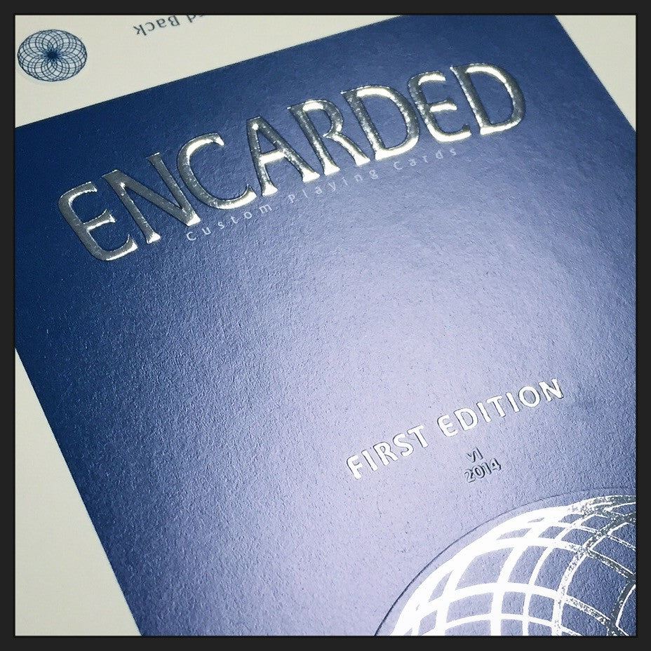 Encarded Standard - First Edition