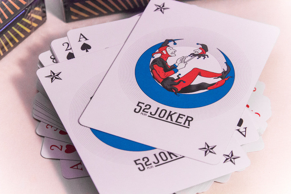 52+Joker 2015 Club Deck