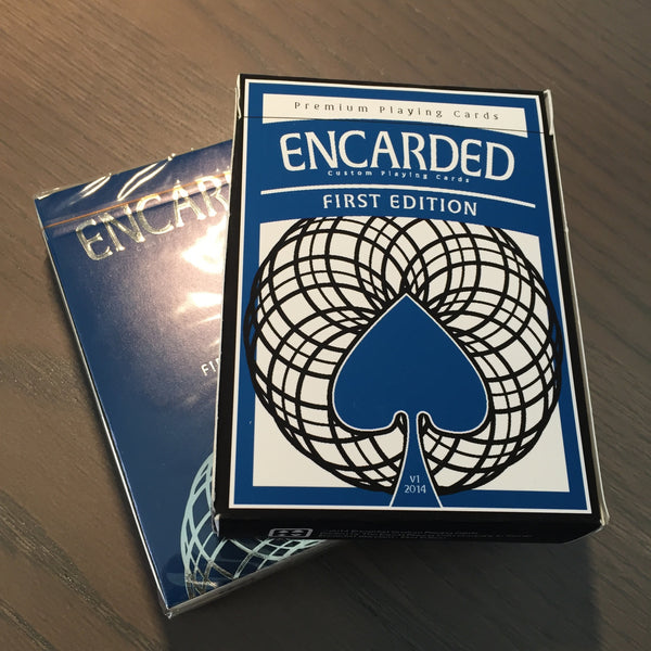 Encarded Standard - 1/1 Prototype Box & Production Deck
