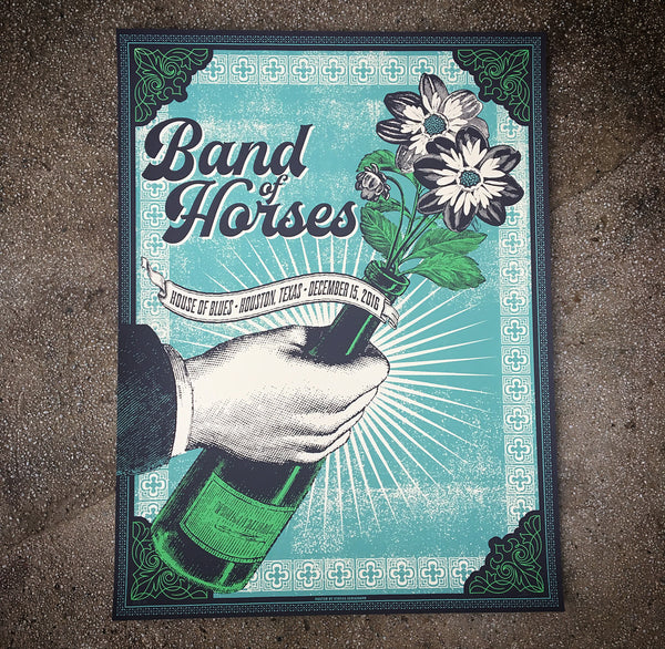 Band of Horses - Houston 2016