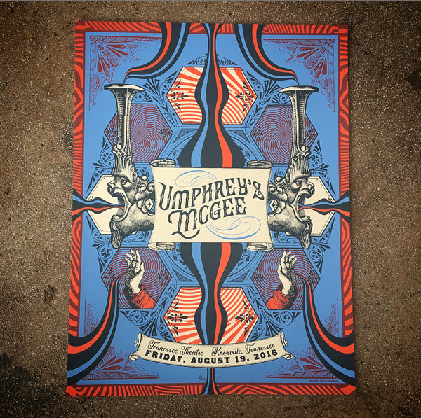 Umphrey's McGee - Knoxville 2016
